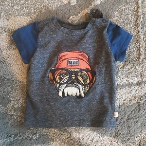 Rosie Pope - Dog Crew Neck T-Shirt